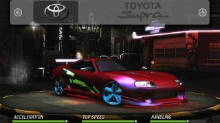 Need For Speed Underground 2 - All Car Sounds With All Upgrades (Including Bonus Cars)