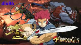 ThunderCats [2011 Main Theme] The original