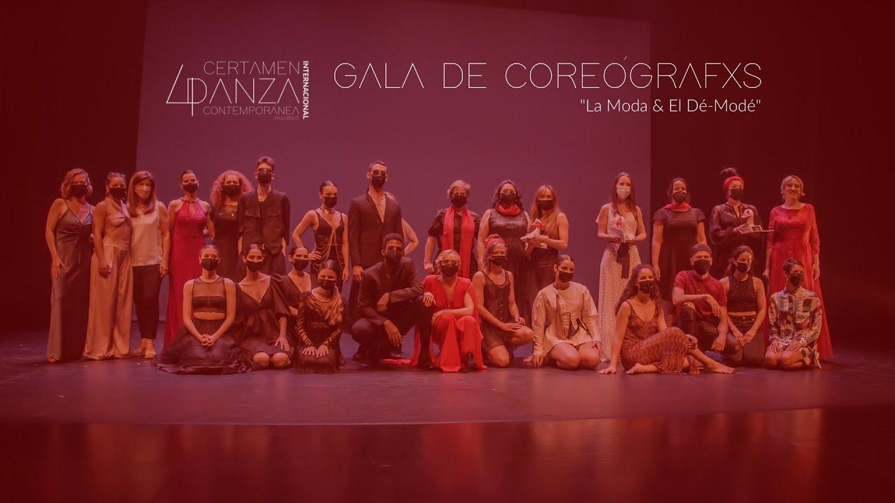 "CDC4 · Gala de Coreógrafxs ""La Moda & El Dé-Modé"