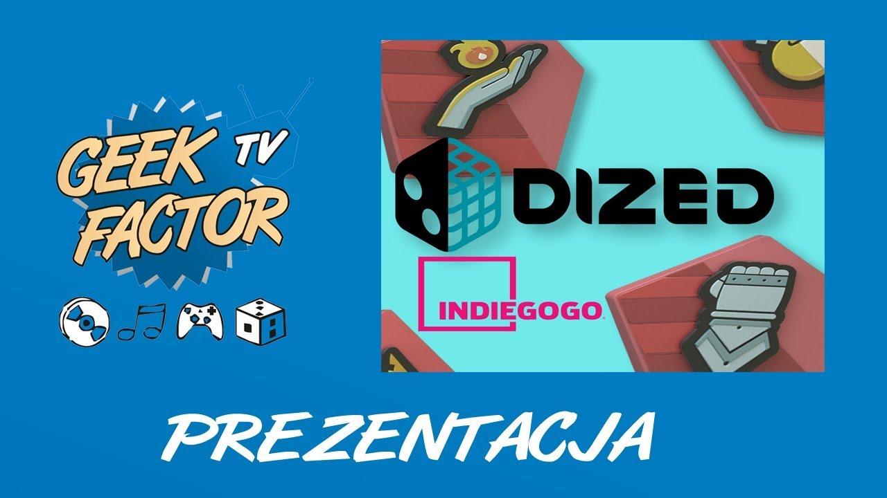 DIZED – Prezentacja Aplikacji