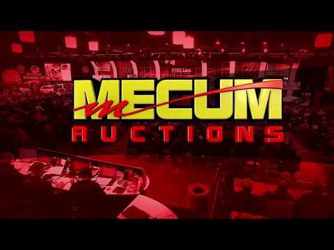 Mecum Las Vegas 2018 // Nov. 15-17 // Las Vegas Convention Center
