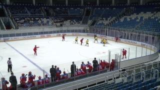 Турнир пяти наций U18. Россия - Швеция