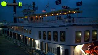 New Orleans Riverboat Cruises - Creole Queen