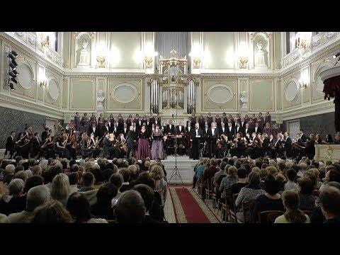 G.Rossini Stabat Mater. Солисты; хор и оркестр Капеллы, СПб.