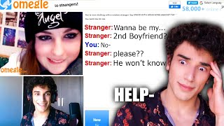 FINDING A GIRLFRIEND ON OMEGLE 💔 *but I'm desperate*
