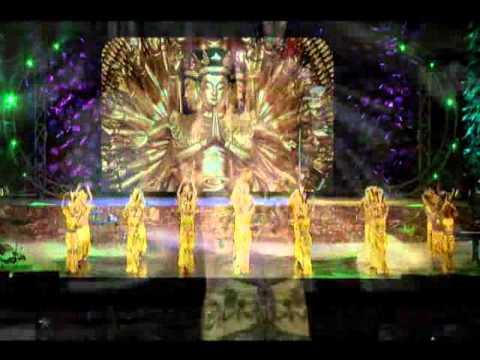 Múa: Thiên thủ thiên nhãn (Phật bà nghìn mắt nghìn tay) - Linh Nga