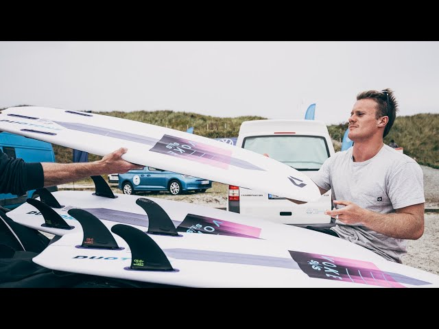New World Tour stop in Denmark   Day One   GKA Kite-Surf World Cup Hvide Sande 2021
