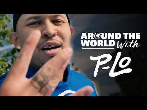 Around The World with P-Lo (Tyrese hoops with the HBK Gang rapper & producer)