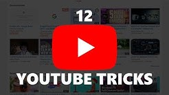 12 Cool YouTube Tricks You Should Be Using!