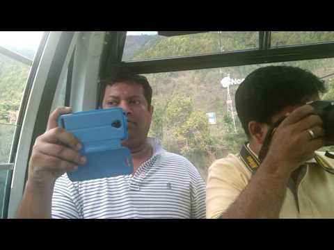 Monokamona - Nepal (cable car)