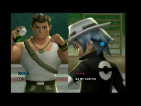 Pokemon Battle Revolution (Wii) Online Multiplayer