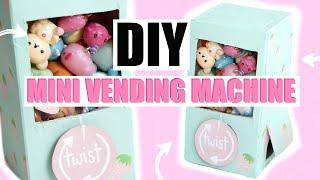 How to make a MINI vending mac…