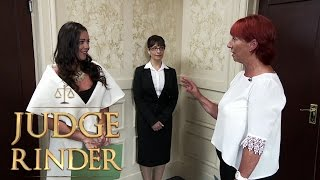 Mother Gets Tough With Spoiled Daughter | Judge Rinder