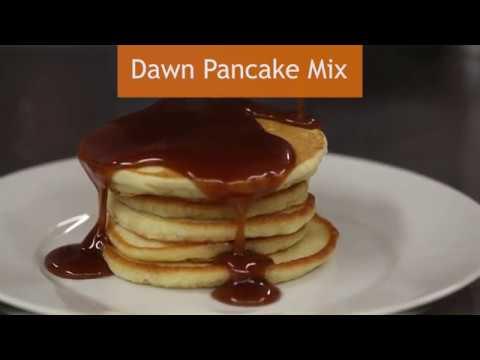 Dawn Amerikaanse Mixen   Pancake Mix 3,5kg