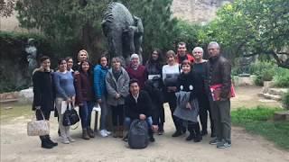 Grups d'alumnes del CNL de Tarragona (gener-juny 2018)
