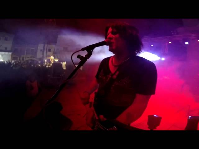Kee Marcello Feat Bolero - Hey Romeo - Live 2015