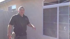 How We Clean Residential Windows in Phoenix, Arizona
