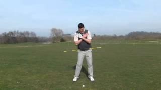 Reverse K golf set up