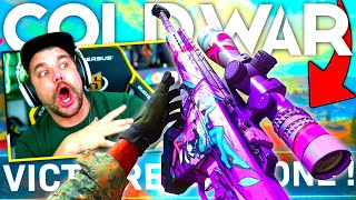 WARZONE en mode BLACK OPS COLD WAR ! (Ak47 et Rytec Gameplay)