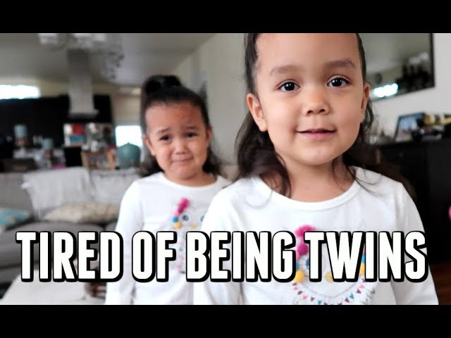TIRED OF BEING TWINS -  ItsJudysLife Vlogs