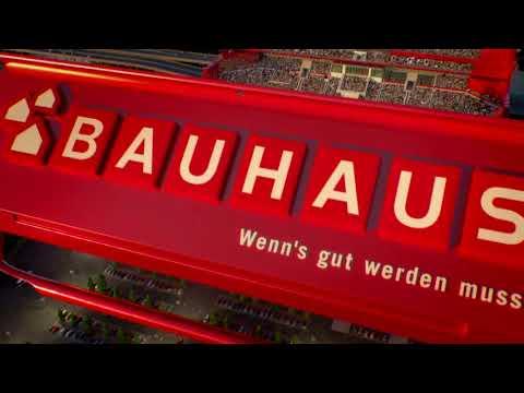 BAUHAUS WM-Arena 2018 Perspektiven - BAUHAUS TV