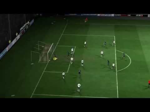 fifa 11 USA vs Germany