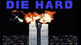Die Hard (NES) HD Complete Walkthrough (Best Ending)