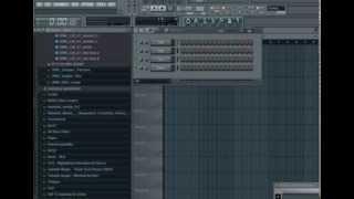 [ Пишем музыку в FL Studio ] урок 3 Как пользоваться микшером