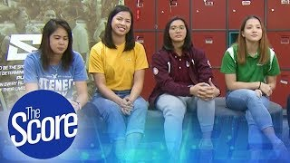 """The Score: UAAP Volleybelles on """"Rivalry Hype"""" thumbnail"""