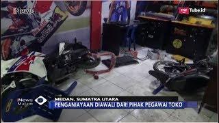 Cekcok Soal Service Playstation, Puluhan Oknum TNI Rusak Toko Mainan di Medan - iNews Malam 24/09