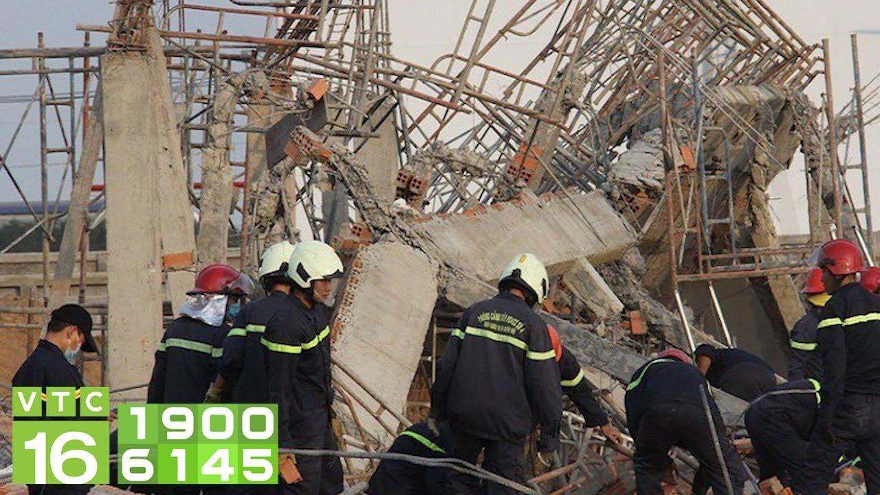6 người thương vong khi thi công thủy điện Plei Kần   VTC16