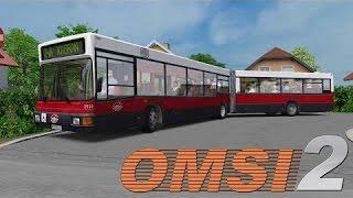 OMSI 2 Bus Simulator PC Gameplay [HD]
