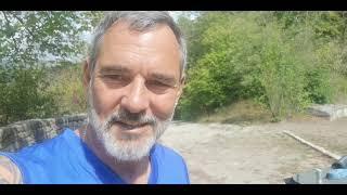 221 von Bad Kösen nach Camburg - Lauf um die Welt für das Leben gegen Suizid & Depression