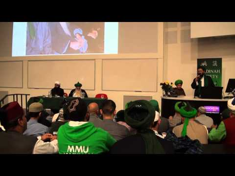 Nasheed at the University of Manchester