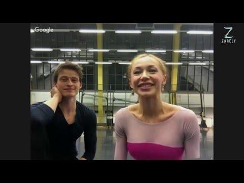 Zarely Online Ballet Gala - Berlin State Opera: Iana Salenko & Marian Walter