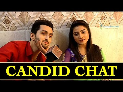 Neha Marda And Vibhav Roy In A Candid Chat
