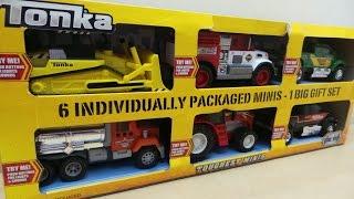 top 6 tonka toughest minis toys for christmas 2014 inc fire engine