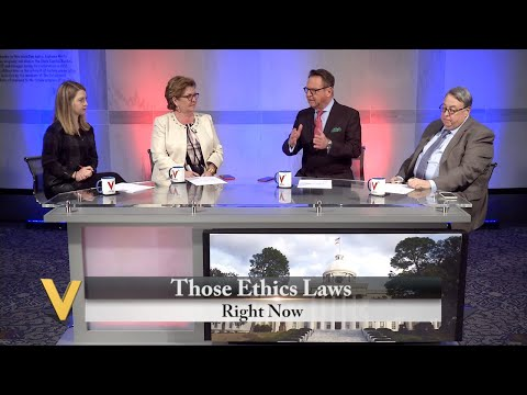 The V - February 4, 2018 - Those Ethics Laws
