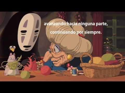 """""""El viaje de Chihiro"""". *Inochi no namae - Ayaka Hirahara* (Subtitulado al Español)"""