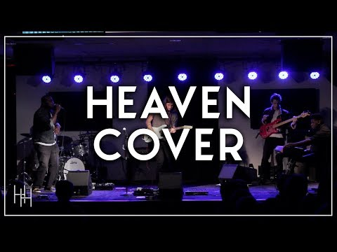 Heaven cover - Holden Hastings