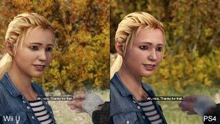 Watch Dogs: Wii U vs PS4 Comparison