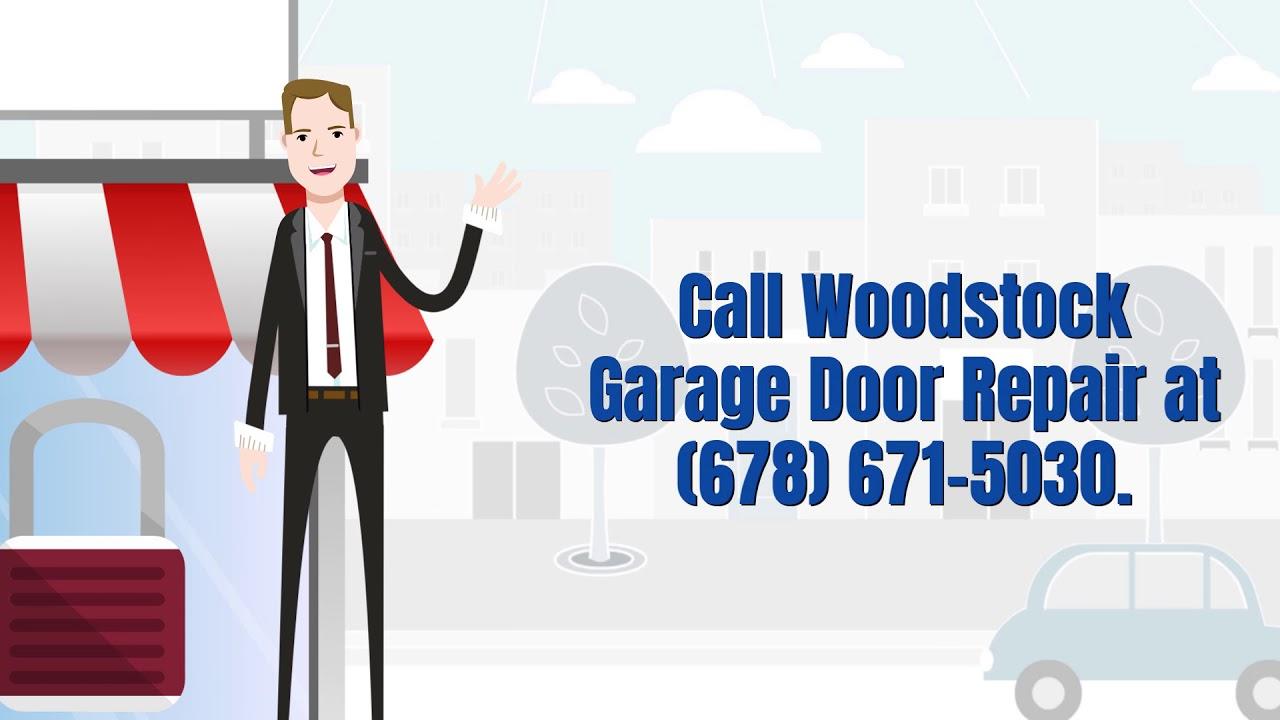 Woodstock Garage Door Repair Woodstock Ga