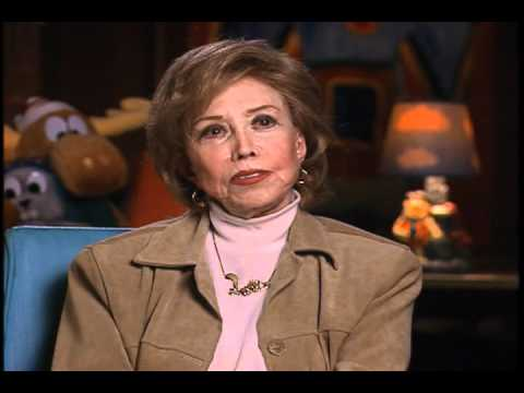 """June Foray on voicing """"Cindy Lou Who"""" on """"How the Grinch Stole Christmas"""" - EMMYTVLEGENDS.ORG"""