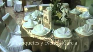 Banquetes para bodas. banquetes para fiestas. banquetes d.f., Cenas formales. xv años. bodas