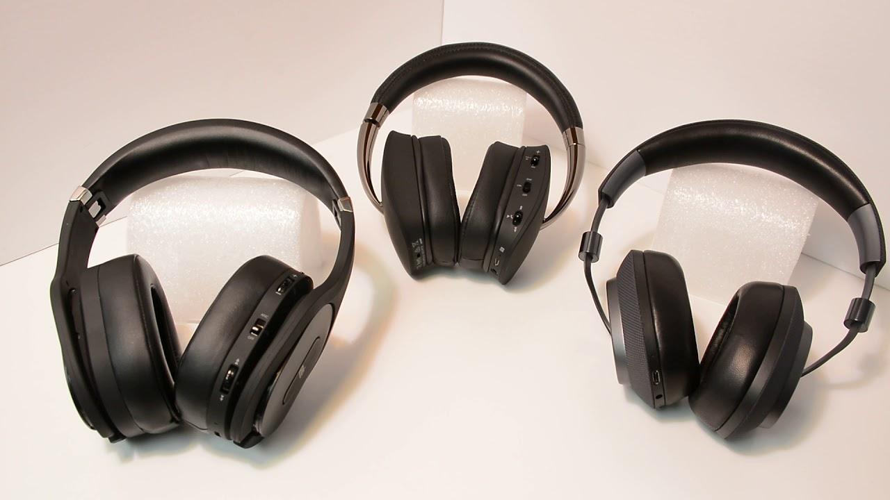 Home Theater HiFi Previews the NAD HP70 Headphone - NAD