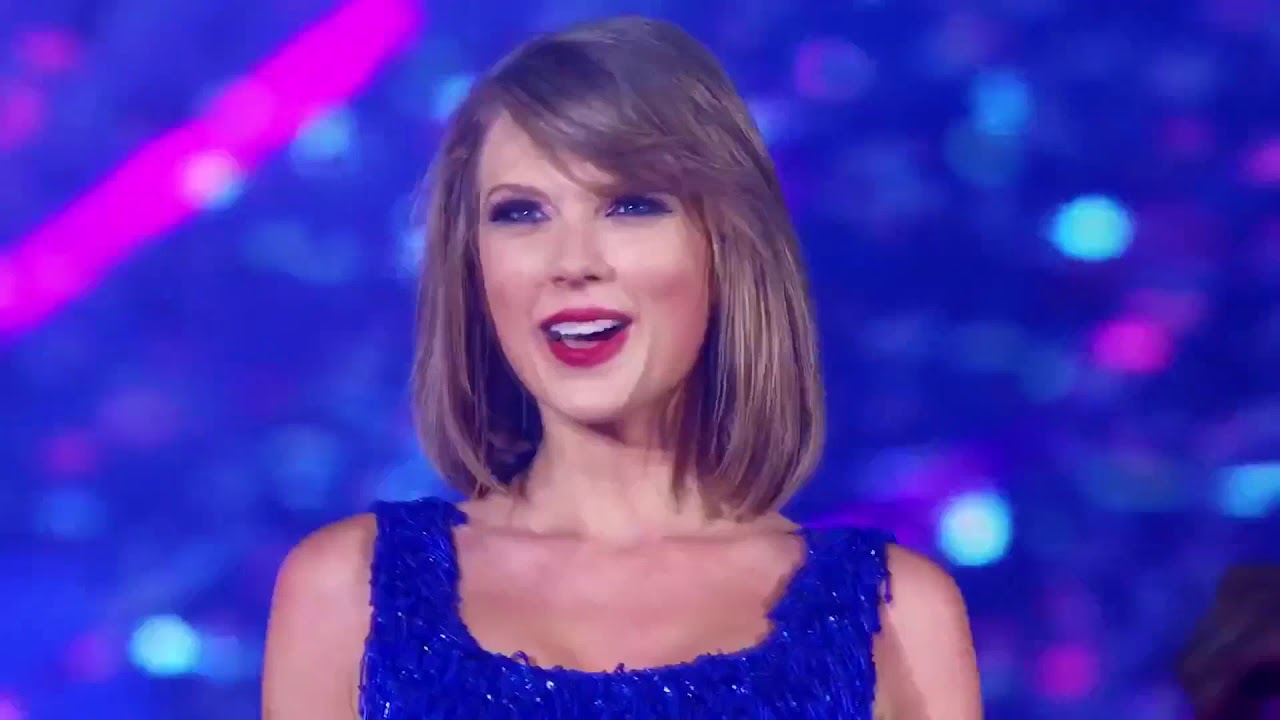 Taylor Swift Shake It Off – 1989 world tour