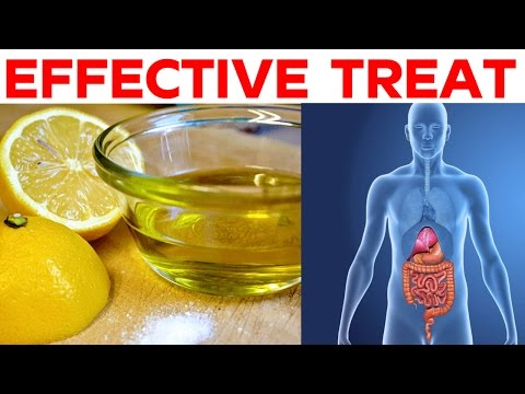 Effective Treat Health Issues || Lemon and Olive oil Benefits
