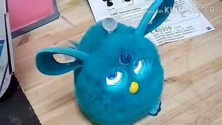 Интерактивная игрушка furby / полный обзор furbu