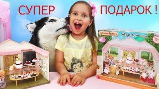 Видео для детей ОТКРЫВАЕМ РЕДКИЕ Сюрпризы Игрушки СИЛЬВАНИЯ ФЕМЕЛИС Candy Surprise Toys for Kids