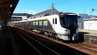 HC85系D1編成試運転紀勢本線上り紀伊長島発車